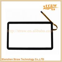 China Top Grade Resistive Type And 10.1 Inch Screen Size 4 Wire Resistive Touch Screen on sale