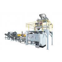 China XYC-L25B water packaging machine price and digital weighing scale / soil bagging machine on sale
