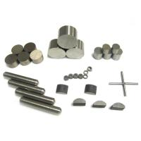 China Durable Aluminum Nickel Cobalt , Alnico Magnet Types Size Customized on sale