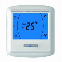Wholesale Digital LED Blue Backlight Room Thermostat from china suppliers