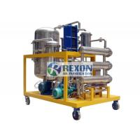 Wholesale High Vacuum Cooking Oil Filtration Machines / Oil Treatment Plant 9000LPH SYA-150 from china suppliers
