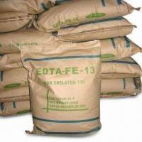 Wholesale Edta Fe 13%,Stable Water Soluble Metal Chelate from china suppliers