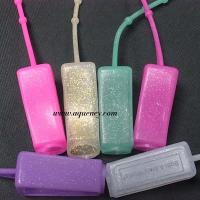 Quality Promotional items OEM Antibacterial Hand Sanitizer 3d silicone hand sanitizer holder for sale