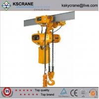 Buy cheap 5t Electric Chain Hoist from Wholesalers