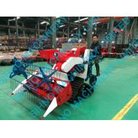 Wholesale 4LZ-0.7 rice and wheat combine harvester, small paddy farm harvester from china suppliers