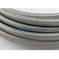 Wholesale High Density Stainless Steel Braided Sleeving Cable Shielding Good Flexibility from china suppliers