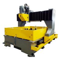 Wholesale Tube Sheet CNC Plate Drilling Machine For Heat Exchanger Industry 3000x1600mm from china suppliers