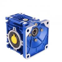 Wholesale Worm Shaft Mounted RV Reducer , Worm Reducer Gearbox Standard Port Size from china suppliers