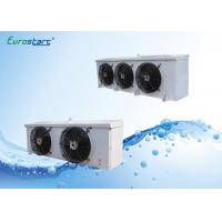 Buy cheap High Efficiency Cold Room Walk In Freezer Evaporator Counter Flow Cooling Type from wholesalers