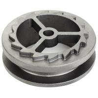 Wholesale High Precision Cast Carbon Steel Wheels Electric Polishing For Automotive from china suppliers