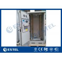 Integrated External Electrical Cabinets Anti Corrosion Outside Enclosures