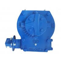 Wholesale Ball Valve Handwheel Gear Operator / Partial-Turn Gray Iron Casing from china suppliers