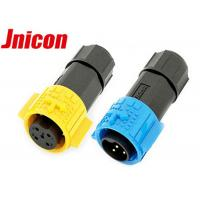 Waterproof 5 Pin Male Female Connector Assembly Type For Landscape Lights