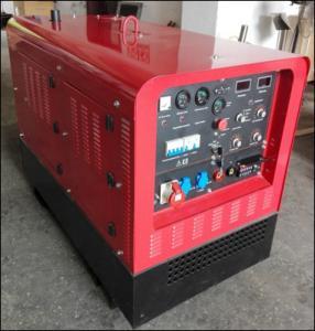 China Multi Functional Pipeline Welding Machine Power WD400 400A Diesel Welding Generator on sale