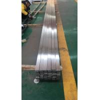 China SUS201 Stainless Steel Flat Bar Bright Surface 1mm 2mm Thickness Steel Bar on sale