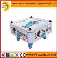 China air hockey game maker Sunflower Amusement coin operated air hockey tables for sale on sale