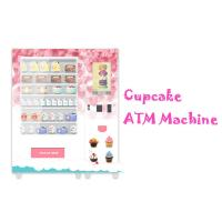 Wholesale Automatic Food Vending Machine For Cupcake Breakfast Bread With Elevator Lift from china suppliers