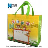 Wholesale School bag 100% new raw material whole bag printing heat sealed ultrasonic machine made pp non woven bags from china suppliers