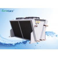 Wholesale Air Cooled Screw Cooler Evaporator Top Air Discharge With R407C Refrigerant from china suppliers