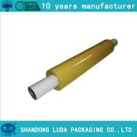 Wholesale 500mm x 400m 23um lldpe material pallet wrap film from china suppliers