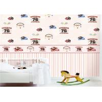 Wholesale Colourful Kids Bedroom Wallpaper Non - Toxic For Boys / Girls , Free Samples from china suppliers
