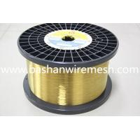 Wholesale 2017 High quality brass EDM wire (0.10 0.15 0.20 0.25 0.30 0.35mm) from china suppliers