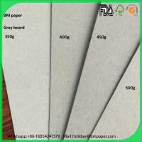 China Cheapest price 500gsm grey board for lever arch files on sale