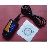 Wholesale OBDII Scanner Software Elm 327 Usb Car Diagnostic Code Reader Interface Scan Tool from china suppliers