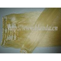 Wholesale 2012 New Clips on Hair Weaving Extention from china suppliers