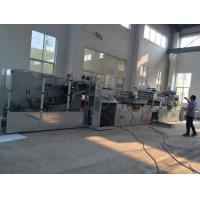 Buy cheap 0-50 M/Min Underpad Making Machine Disposable 55KW 380V 50HZ PLC Program Control from wholesalers