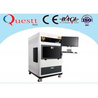 China High Stability Small Laser Engraving Machine 2D Photo Glass Subsurface Etching on sale