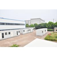 Wholesale Light Steel Prefab Modular Homes Custom Color High Performance For Living from china suppliers