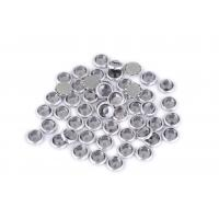 Strong Glue Korea Loose Hotfix Rhinestones Lead Free Round Shape For Dress