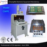 Punching Power Meter : Working area pcb punching machine for power supply
