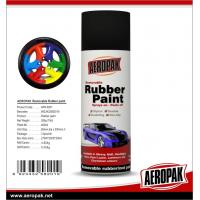 Wholesale Aeropak Simple To Handle Glossy Matt Peelable Rubber Spray Paint Colorful For Car from china suppliers