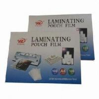 Wholesale A4 Laminating Film from china suppliers
