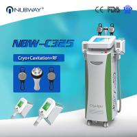 Wholesale Super Cool System Fat Reduction Cryolipolysis Cool Body Sculpting Machine from china suppliers