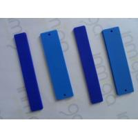 China silicon material waterproof anti-wet rfid uhf laundry tag on sale