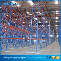 Buy cheap Low Price Heavy Duty Warehouse Storage System Pallet Racking from wholesalers