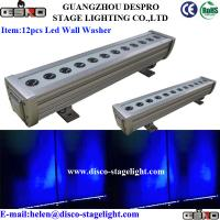 Wholesale RGB 3-in-1 Strip LED Wall Washer Lights DMX512 Disco DJ Stage Lighting from china suppliers