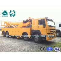 High Performance Manual Wrecker Towing truck Breakdown Recovery