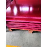 Wholesale EN45545 certified GPO-3 sheet made from polyester and glass fiber from china suppliers