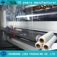 Wholesale 18 micron Pallet Shrink Wrap Polyethylene Transparent filme stretch from china suppliers