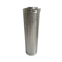 Wholesale Customization Water Treatment IOS Stainless Steel Cartridge from china suppliers