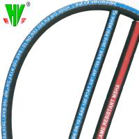 Wholesale MSHA hydraulic hose makers China provide rubber 3000 psi SAE 100 r1 hose from china suppliers