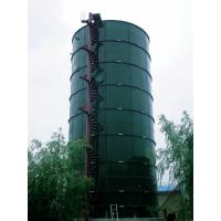 Buy cheap Stable Sludge Digestion Tank , Juice Processing Fusion Water Storage Tanks from wholesalers
