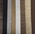 Textilene Fiber for Outdoor Furniture sunbed fabrics is resists ultraviolet radiation
