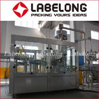 Mineral Water Bottle Filling Machine Stainless Steel PLC Control CE Certification