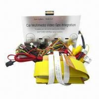 China VW RCD510 Video GPS Integration with Plug-and-play Function and 5 to 24V Input Voltage on sale