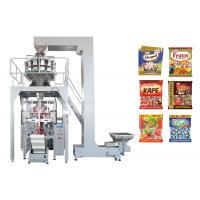 Wholesale Multiheads Weighing And Food Packing MachineFor Jelly Candy / Sugar / Confectionary from china suppliers